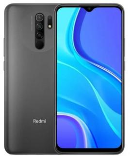 Смартфон Xiaomi Redmi 9 4/128GB Black