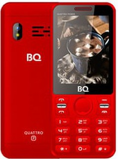 BQ-Mobile BQ-2812 Quattro Power (красный)