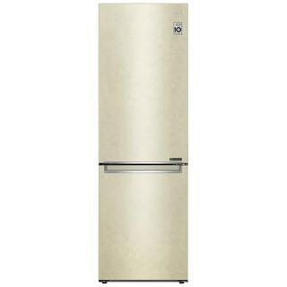 Холодильник LG GC-B459SECL (Бежевый)