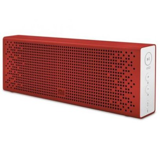 Портативная колонка Mi Bluetooth Speaker Red