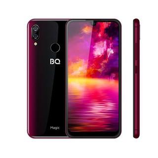 Смартфон BQ 6040L Magic (Dark Red)