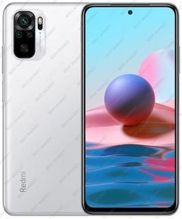 Смартфон Xiaomi Redmi Note 10 4/128GB (Silver)