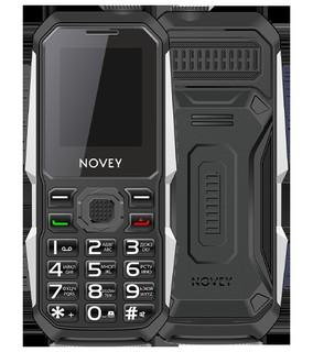 Телефон Novey T240i Black