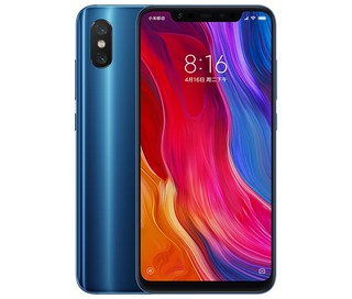 Xiaomi Mi 8 64 ГБ, BLUE