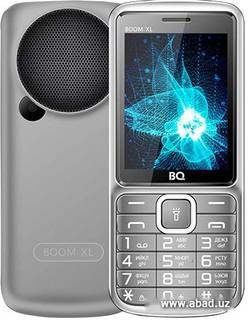 Мобильный телефон BQ-Mobile BQ-2810 Boom XL (серый) (59536)