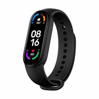 Фитнес-браслет Xiaomi Mi Smart Band 6 Чёрный