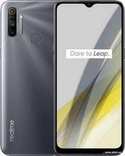Смартфон Realme C3 RMX2020 3GB/64GB (серый металлик) (69754)