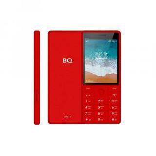 Кнопочный телефон BQ 2815 Only Red