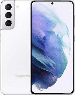 Смартфон Samsung Galaxy S21 5G 8GB/256GB (белый фантом) (63382)