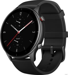 Умные часы Amazfit GTR 2e (черный обсидиан) (67600)