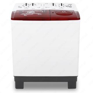 Полуавтоматическая стиральная машина Shivaki TC 100 P, 10кг Красный