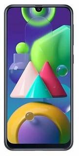 Смартфон Samsung Galaxy M21 128GB/6GB Black (Гарантия 1 месяц)
