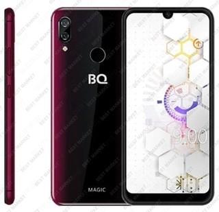 Смартфон BQ 6040L Magic( Black, Blue, Red)