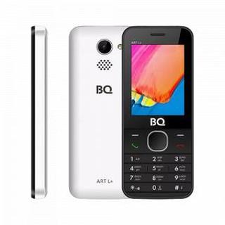 Кнопочный телефон BQ 2438 Art L+ White