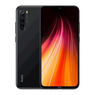 Xiaomi Redmi Note 8 4/128 (Black)