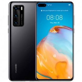 Смартфон Huawei P40 8/128GB 5G Black