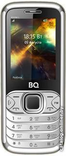 Мобильный телефон BQ-Mobile Boom L (серебристый) [BQ-2427] (59520)