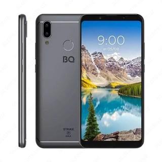 Смартфон BQ 6035L Strike Power Max Gray