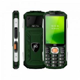 Кнопочный телефон BQ 3586 Tank Max Green