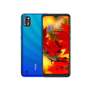 Смартфон TECNO Pop 4 Pro (BC3) 1/16GB Vacation Blue 4895180760846)