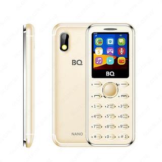 Мобильный телефон BQ-1411 Nano Gold, Silver