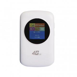 Wi Fi роутер 4G LTE беспроводной со слотом для SIM-карты Карманный