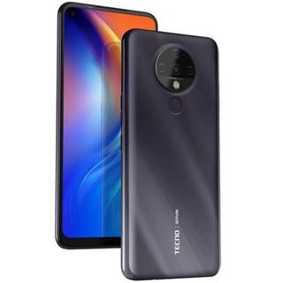 Смартфон TECNO Spark 6 (KE7) 4/128GB Comet Black (4895180762079)