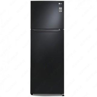 Холодильник LG GN-F372SBCN Черный Диспенсер