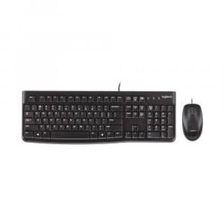 Комплект (клавиатура+мышь) Logitech MK120