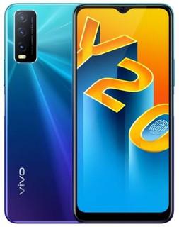 Смартфон Vivo Y20 4/64Gb Nebula Blue