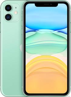 Apple iPhone 11 64GB (зеленый)