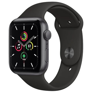 Apple Watch SE GPS 40mm Aluminum Case with Sport Band Black