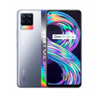 Смартфон Realme 8 6 GB 128 GB Серебристый