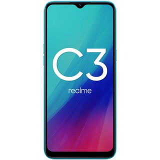 Смартфон Realme С3 (3+64) Синий