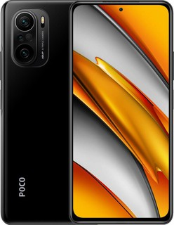 Смартфон Xiaomi Poco F3 6/128GB Black (Global Version)