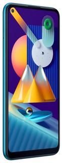 Смартфон Samsung Galaxy M11 Blue