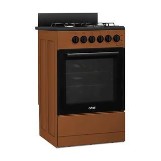 Комбинированная кухонная плита Artel Milagro 50 00-K КП с ГК Коричневый