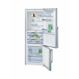 Холодильник Bosch KGN56PI30U 480 л Стальной