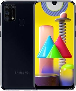 Смартфон Samsung Galaxy M31 SM-M315F/DSN 6GB/128GB (черный) (62116)