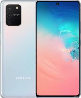 Смартфон Samsung Galaxy S10 Lite SM-G770F/DS 6GB/128GB (белый) (62065)