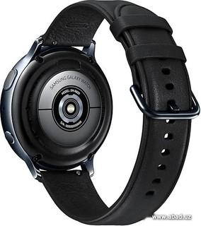 Умные часы Samsung Galaxy Watch Active2 44мм (сталь, черный) (62497)