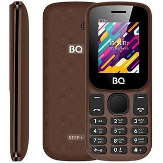 Мобильный телефон BQ 1848 Step+ Brown
