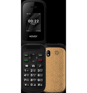 Телефон Novey X22, Gold