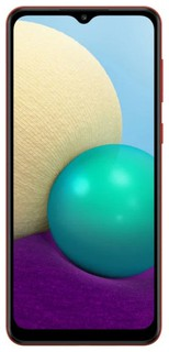 Смартфон Samsung Galaxy A02 2/32Gb (Красный/Red)
