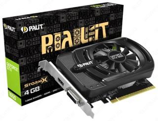 Видеокарта Palit GeForce GTX 1650 StormX 4GB