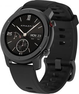Смарт часы Xiaomi Amazfit GTR 42 mm Black
