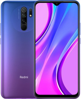 Смартфон Xiaomi Redmi 9 3/32GB Purple (Global Version)