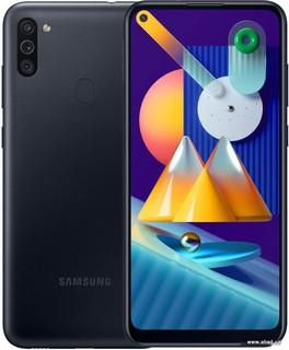 Смартфон Samsung Galaxy M11 SM-M115F/DS 3GB/32GB (черный) (61384)