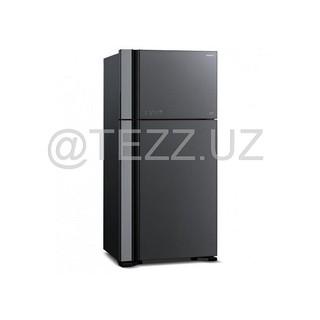 Холодильник Hitachi R-VG910PUC5 GBK