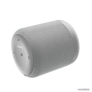 Беспроводная колонка Hoco BS30 (серый) (41101)